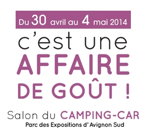 salon du camping car du 30 avril au 4 mai 2014. Black Bedroom Furniture Sets. Home Design Ideas