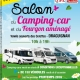 Salon du camping car de Draguignan du 14 au 17 avril 2016.