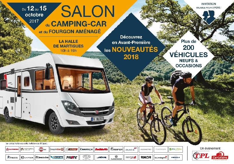 Salon camping car suisse maison design for Salon camping car rennes
